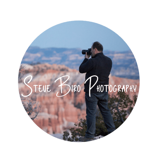 Steve Biro Photography Logo